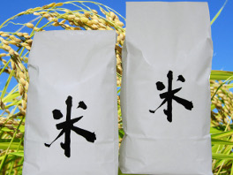地元福井で取れた、コシヒカリを始めとする様々なお米が揃っています。